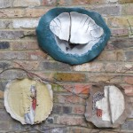 Wall dishes 1, 2 & 3